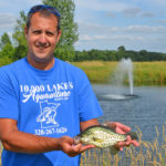 crappies for stocking in minnesota lakes